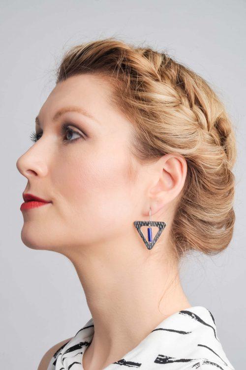 triangle-earrings