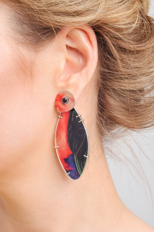 Contemporary-handmade-aluminium-earrings-sublimation