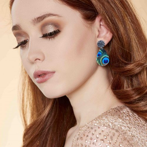 eye-catching-earrings-peacock-feathers-sublimated-aluminium