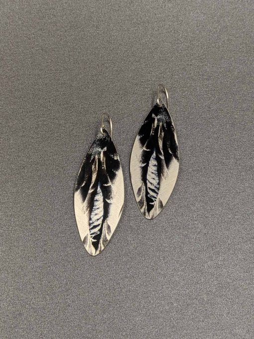photograph-duck-feathers-statement-earrings-sublimated-aluminium
