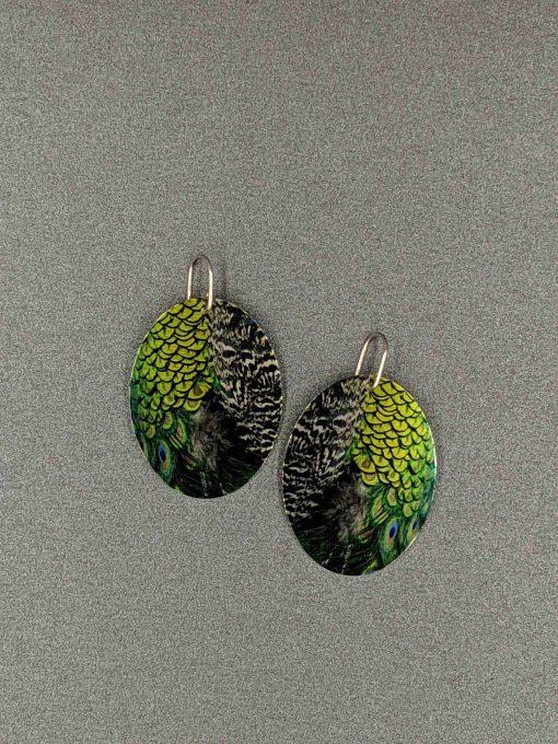 peacock-feathers-earrings-photograph-aluminium-sublimation