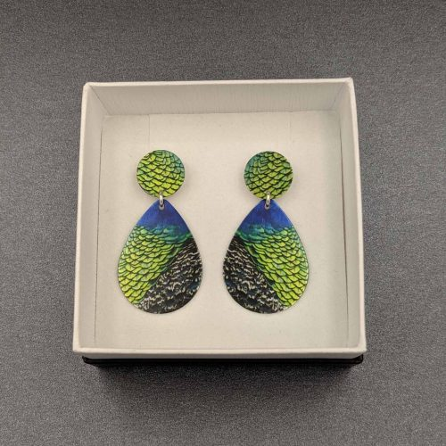 contemporary-earrings-peacock-feathers-handmade-unique